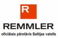 REMMLER - oficiālais pārstāvis Baltijas valstīs